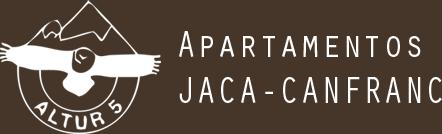 Apartamentos ALTUR 5 Jaca y Canfranc