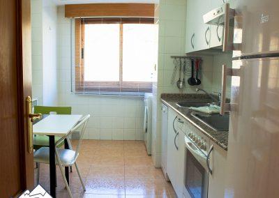Alquiler de apartamentos turísticos en Jaca. Solana de Rapitán