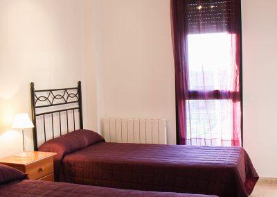 Alquiler de apartamentos turísticos en Jaca. Tejería